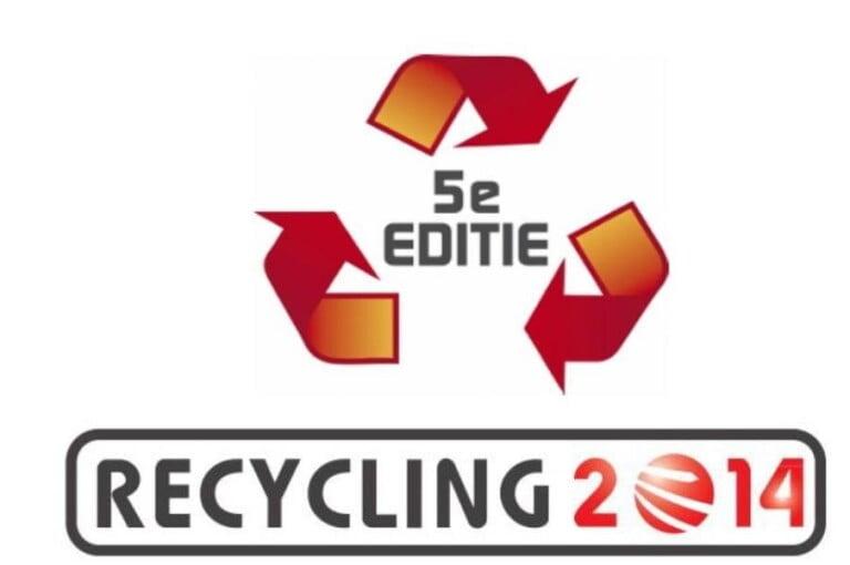 Van der Spek op Recyclingbeurs 2014 in Gorinchem