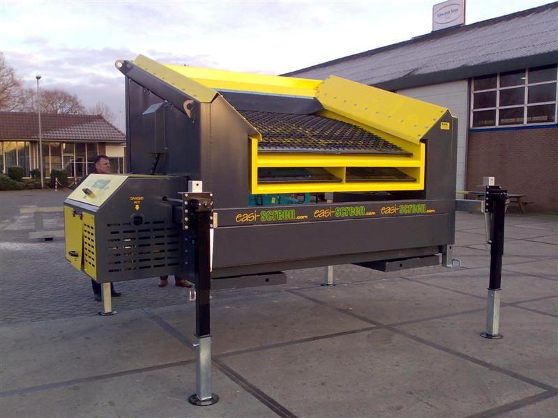 Marijs Recyclingtechniek introduceert de Marijs Easi-screen®