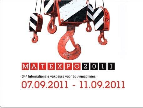 Van der Spek weer prominent vertegenwoordigd op Matexpo beurs in Kortrijk