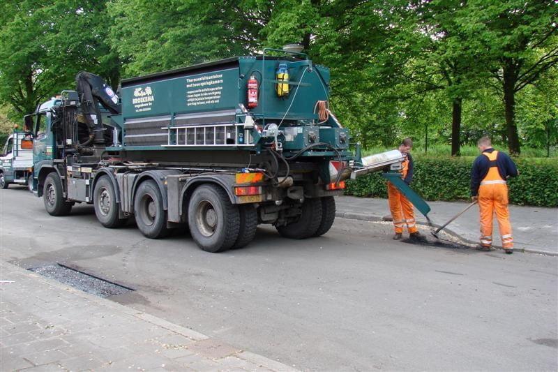 Nieuwe ATC 100 geleverd aan Broekema Wegenbouw