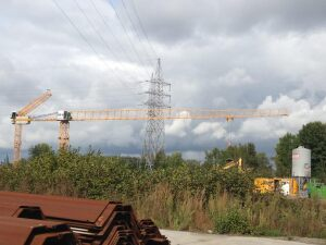 Neuer 110 EC-B 6 FR.tronic fuer die Firma DE NUL in Hofstade