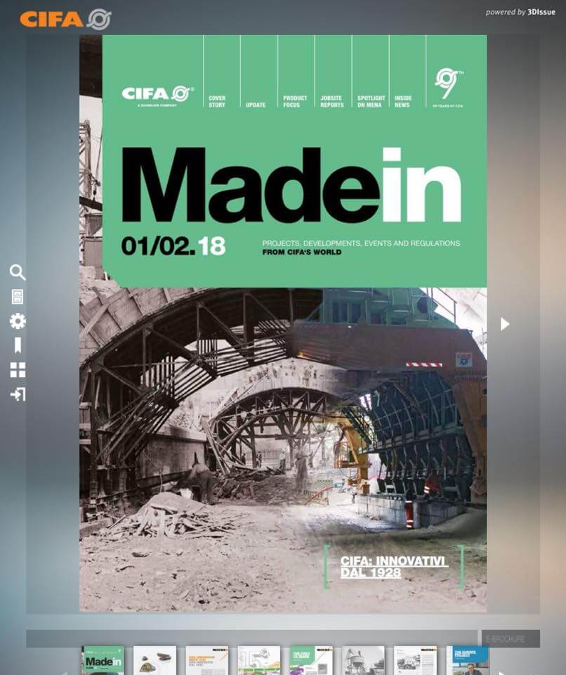 Cifa made-in magazine